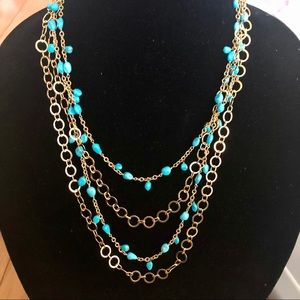 TWO Extra Long Necklaces